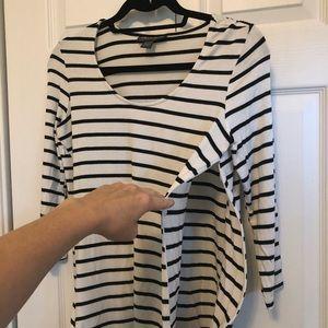 Maternity/Nursing clothes (9 piece bundle)